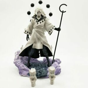 Anime Naruto Shippuden Uchiha Madara PVC Actionfigur Figur Spielzeug Geschenk
