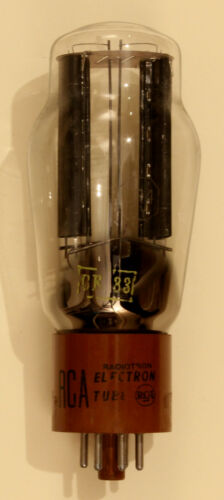 5R4GY FULL WAVE RECTIFIER  RCA - FULLY TESTED VALVE