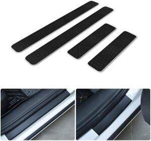 FKERYE Car Door Sill Sticker for Honda Civic Type R 4PCS Car Protector Door Sill Stickers Accessories Color Name : RED X 4PCS
