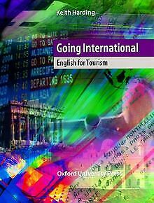 Going-International-English-for-Tourism-Student-039-Buch-Zustand-akzeptabel