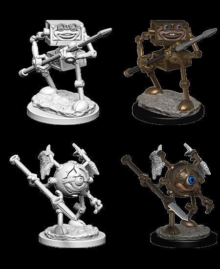 figurine HD mini deep cuts wizkids JDR D/&D pathfinder goblins