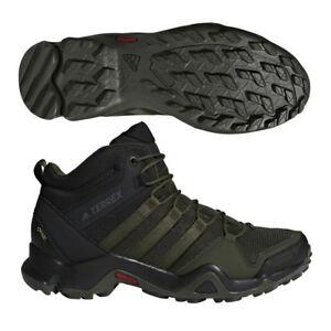 huge discount 29783 59d01 Image is loading Adidas-Men-039-s-Outdoor-Terrex-AX2R-Mid-