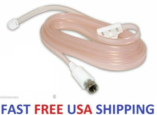 FM Antenna 6/' Coax Male F-Type Screw Coaxial for Bose Lifestyle Media 3-2-1 321