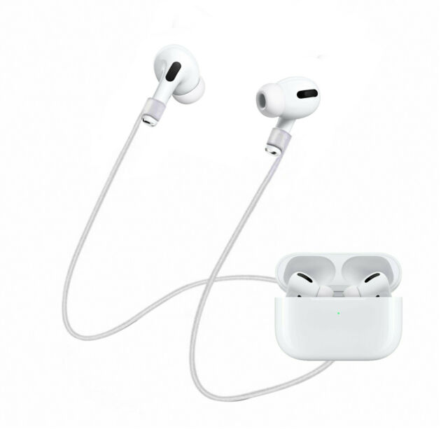 White Apple Airpods Pro For Sale Online Ebay