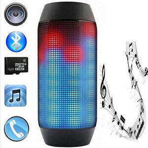 2016 Best New Wireless Bluetooth LED Audio Outdoor Speaker ...