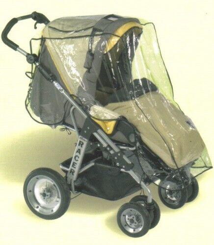 Regenverdeck  Kinderwagenverdeck  Verdeck  Sportwagen  Regenschutz