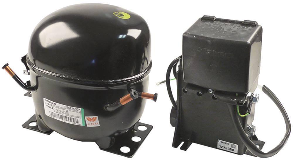 Compresor NEK2168GK para Frenox BL7-M, VL7-M, VL7-RO-2, VN14, Polaris PBF031AF