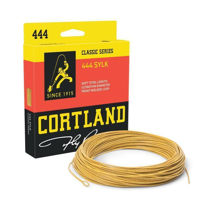 Cortland 444 Classic Sylk WF4F Fly Line FREE  Shipping 403147