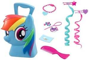 My-Little-Pony-Rainbow-Hair-Care-Case-Girls-Accessories-Gift-Brand-New