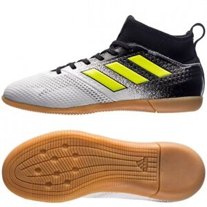 ccbfa4c310d4 ADIDAS ACE TANGO 17.3 IN YOUTH INDOOR SOCCER SHOES Running White Ftw ...