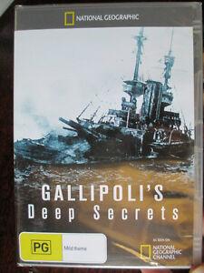 Gallipoli-039-s-Deep-Secrets-a-National-Geographic-Channel-includes-Australia-039-s-AE2
