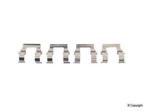 OPparts 61237017 Disc Brake Hardware Kit