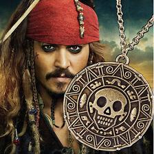 PIRATI DEI CARAIBI CIONDOLO JACK SPARROW MOVIE PENDANT Pirates of the Caribbean
