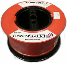 1.5mm 2 Core and Earth Fire Alarm Cable FP200 GOLD Red 100M