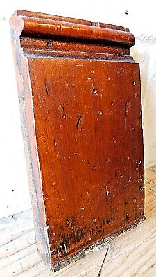 1890/'s Wood DOOR WINDOW TRIM Molding Casing Millwork VICTORIAN Style ORNATE
