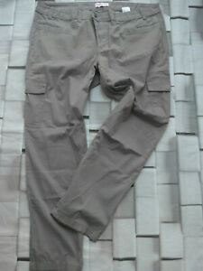 Sheego-Trousers-Cloth-Pants-Grey-Size-50-to-54-222