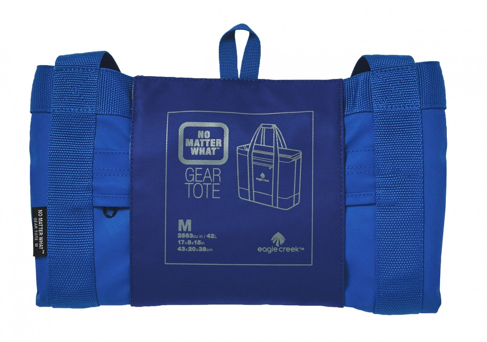 Eagle creek Sac No Shopper No Sac Matter What Gear Tote M Cobalt aa72f7