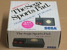 The Sega Sports Pad SP-500 + Sports Pad Soccer Mark III / Master System * NEW *