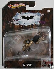 BAT-POD Wave 3 1:50 Mattel Hot Wheels DC Dark Knight Rises Die Cast 2011 Vehicle