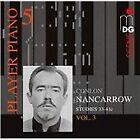 Conlon Nancarrow - Player Piano 5: Vol. 3 - Studies 33-41c (2007)
