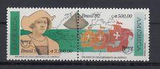 Brasilien  2466/67 ZD  Upae  Schiffe    ** (mnh)