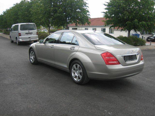 Mercedes S420 4,0 CDi aut. Diesel aut. modelår 2007 km