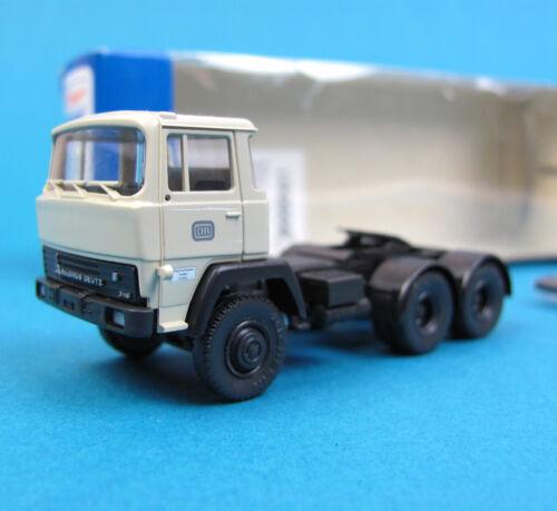 ROCO h0 1523 MAGIRUS DEUTZ Deutsche Bundesbahn DB tracteur camion HO 1:87 NEUF dans sa boîte