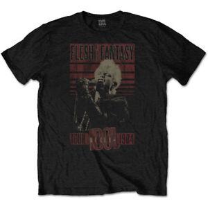 Billy-Idol-Flesh-For-Fantasy-Tour-84-Official-Merchandise-T-Shirt-M-L-XL-NEU
