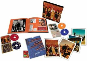 James-laid-Wah-2015-Super-Deluxe-Edition-Remastered-4-cd-Box-Set-NUOVO-IMBALLATO