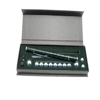 Modular Polar Pen Magnetic magnets ball touch pen with 12 steel balls