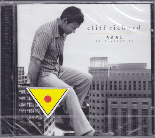 CD♫ Compact Disco Cliff Richard ♦ Real As i Wanna Be Nuevo Sellado