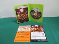 Xbox360 -- KINGDOM UNDER FIRE CIRCLE OF DOOM -- JAPAN. Clean & Work fully. 50294