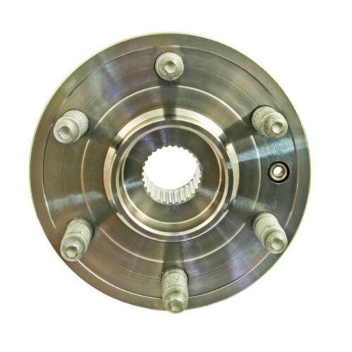 Front Wheel Hub Bearing Assembly Fit CADILLAC SRX 2010-2016 PAIR