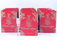Christian Audigier Edp For Women 1.5ml .05oz X 10 Perfume Spray Sample Vials