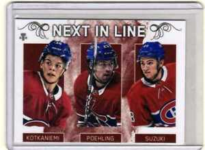Custom-Made-card-Montreal-Canadiens-Prospects-Kotkaniemi-Poehling-Suzuki-NICE