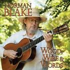 Wood, Wire & Words * by Norman Blake (CD, 2015, Western Jubilee Recording Co.)