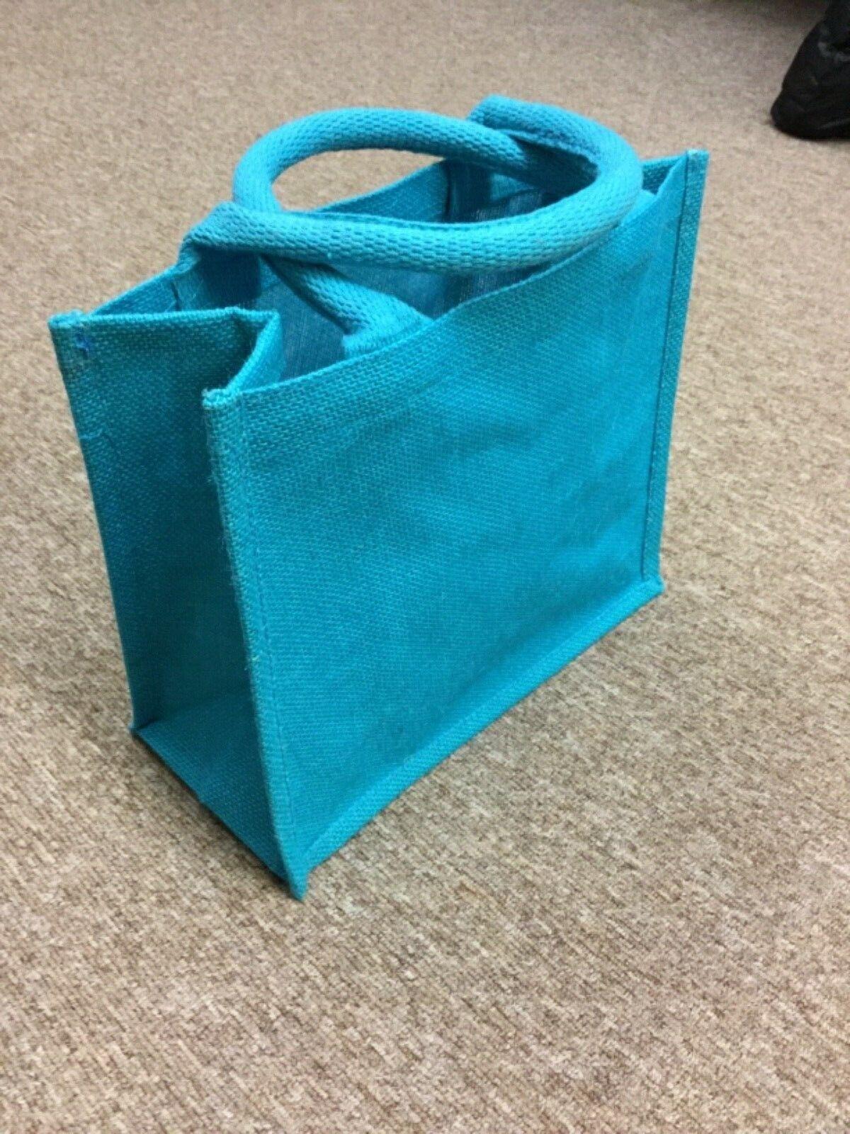 CORNISH JUTE JUTE JUTE MINI BAG (box of 100) (H) | Hohe Qualität und günstig  0abf8d