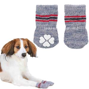 Dog-Socks-Non-slip-2-Pcs-Wound-Socks-Anti-Slip-Trixie-Small-Med-Large-XL
