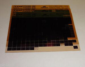 Microfich Spare Parts Catalog Tcm Fork-Lift/Forklift Truck Fg 28 N 8 06/1994