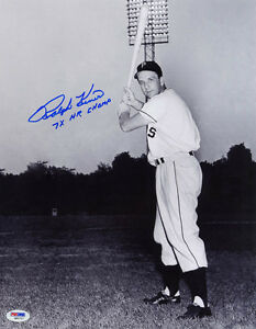 Ralph-Kiner-SIGNED-11x14-Photo-7-x-HR-Champ-Pirates-PSA-DNA-AUTOGRAPHED