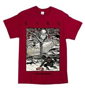 Karg-Dornenvoegel-Red-Shirt-Harakiri-for-the-sky-Ellende-Alcest