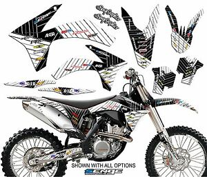 2009 2010 2011 2012 2013 2014 2015 sx 65 graphics kit fits ktm sx65 2013 KTM 50 SX image is loading 2009 2010 2011 2012 2013 2014 2015 sx