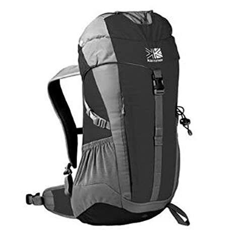 Karrimor Kodiak 25 Black Pewter Rucksack Hiking Unisex Bag *SJ6/&9