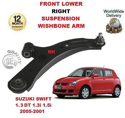 Suspension Arm fits SUZUKI IGNIS Mk1 1.3 Front Lower Wishbone Left or Right