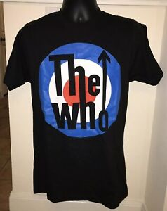 the who t shirt ebay