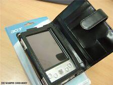Original Acer Ledertasche für N35 PDA in Schwarz ~NEU~