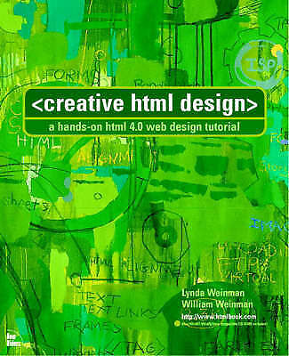 Creative HTML Design by Lynda Weinman, Bill Weinman (Mixed media product,  1997) for sale online | eBay