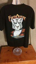 RARE Everquest Shadows of Luclin t-shirt mens XL Fan Faire Dallas, TX