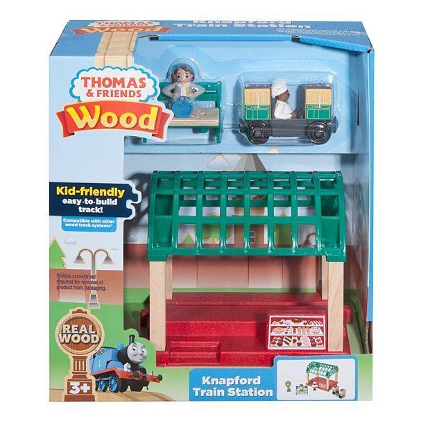 Thomas Thomas Thomas Wood - Knapford Station 8a4f6d