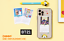 miniature 19 - Official BTS BT21 Calendar Jelly Phone Case Cover+Freebie+FreeTracking KPOP